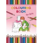 Colouring Book for Girls
